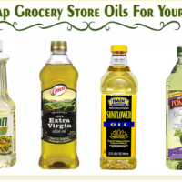 4 Super Cheap Grocery Store Oils That Work Great For Your Hair