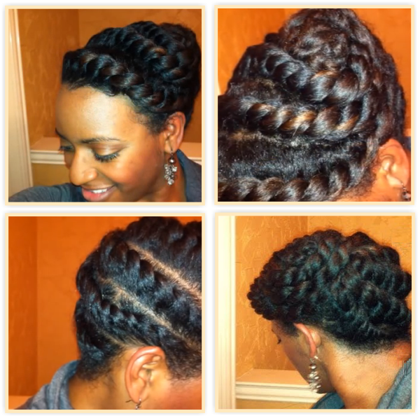 Quit with the gorgeous hairstyles and up do's and braided tutorials