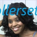 How To Roller Set 3c Natural Hair