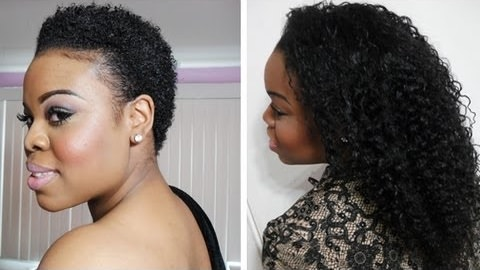 Quick And Easy Tips On Natural Hair Growth And Length Retention