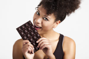 The benefits of chocolate - health and hair