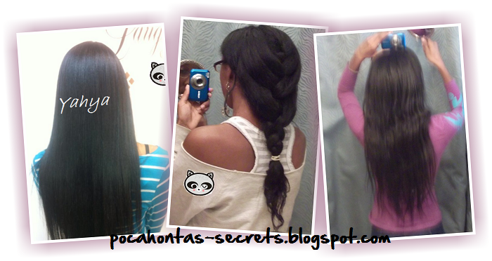 Yahya aka Pocahontas Shares Her Relaxed And Japanese Straightened Hair Journey