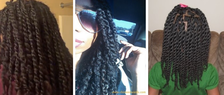 Beautiful wearable twists