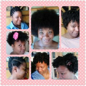 My Hair Story - Dabney