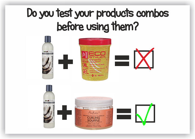 Do you test your product combos before using them