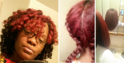 My Hair Story - Bernadetta