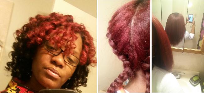 My Hair Story - Bernadetta