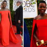 Natural Hair And Lupita Nyong'o ROCKED The Red Carpet At The 2014 Golden Globes