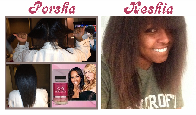 Porsha Williams And Keshia Knight Pulliam Are Growing Out