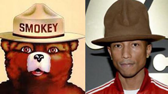 pharrell-smokey-the-bear