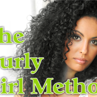 The Curly Girl Method For Natural Hair