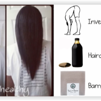 2 Inches Of Hair Growth In 5 Days? Inversion Method, Hairdrenalin Potion And Bamboo Leaf Tea