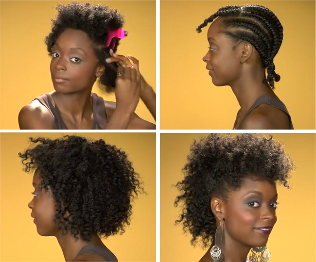 Hair Banding Natural Hair