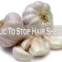 Garlic: A Natural Way To Stop Hair Shedding?