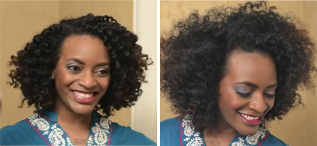 Get more volume from your flat twist outs