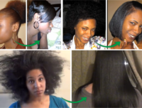 Ladies Who Have Gone Back From Natural Hair To Relaxed Hair