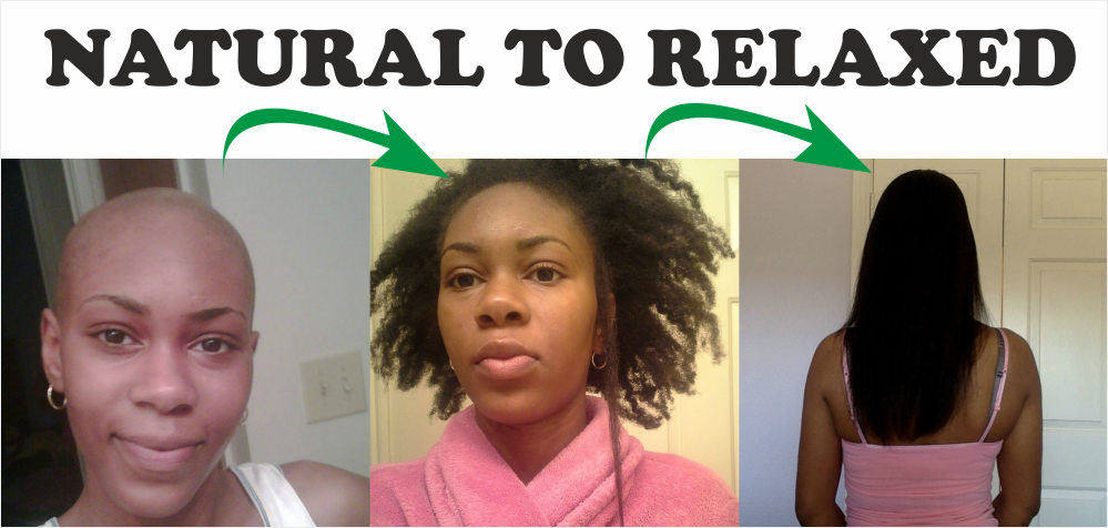 Ladies Who Have Gone Back To Relaxed Hair After Being Natural Black Hair Information