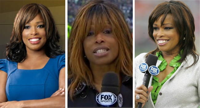 Pam Oliver various weaves