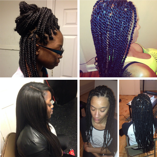Stylist Feature - Latoya C