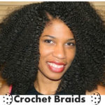 Protective Styling With Kinky Curly Crotchet Braids