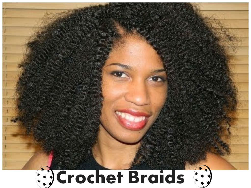 Crochet Hair Human : Crochet Braids With Straight Human Hair Curly crotchet braids