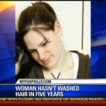 Media Critics Bash White Woman For Not Using Shampoo For 5 Years