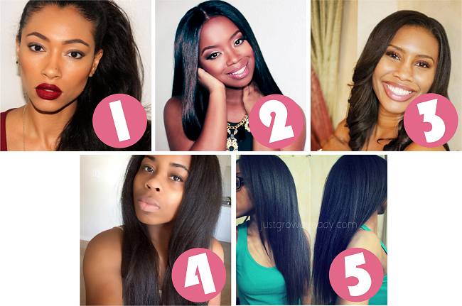 5 Relaxed Hair Ladies You Should Subscribe To On YouTube