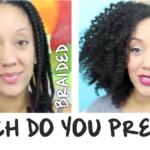 Braid Out VS Twist Out on Natural Hair