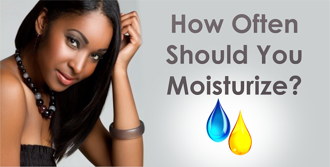 How Often Should You Moisturize