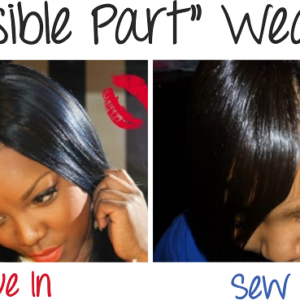 """How To Do """"Invisible Part"""" Weaves – Two Methods Of Installation"""