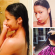 Nicki Minaj Shows Off Her Straight Natural Hair While Taking A Shower