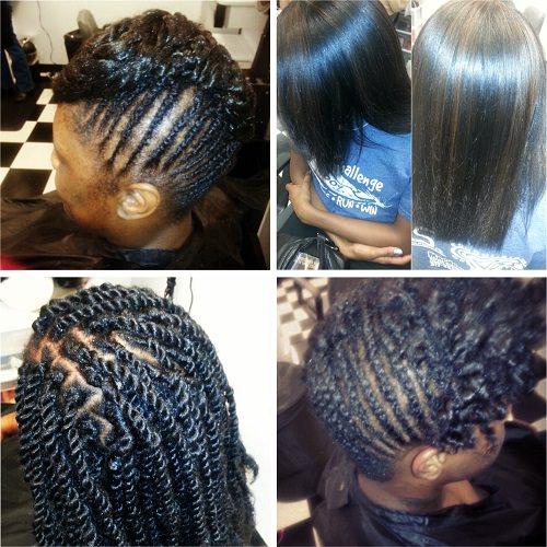 Naturally U Hair Salon West