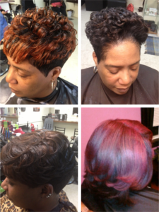 Stylist Feature - Stephanie D Thompson