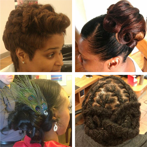 Stylist Feature - Tiffany Anderson