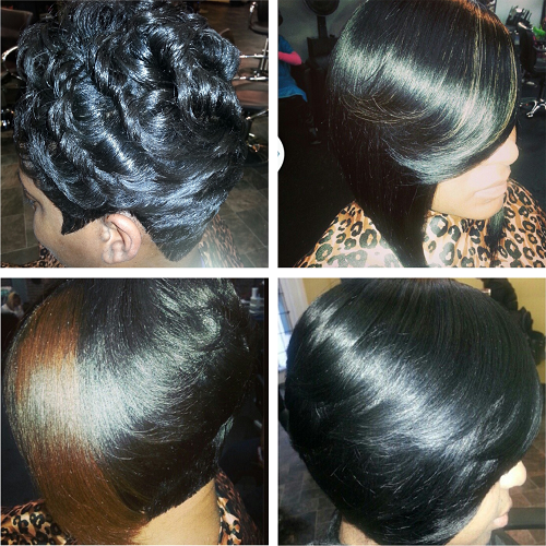 Stylist Feature - style by Tomekia Mccoy
