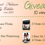 Sweet Nature By Eddie Giveaway – 10 Winners! (CLOSED)