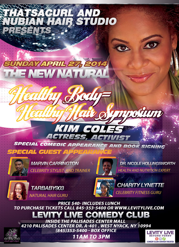 The New Natural Healthy Body Healthy Hair