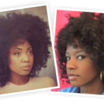 Two Foxy Afro Tutorials For Natural Hair