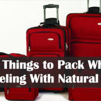 10 Things to Pack When Traveling With Natural Hair