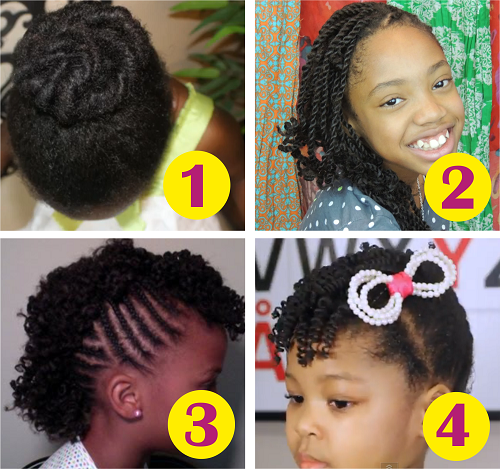 4 Cute Easter Hairstyles For Your Little Princesses