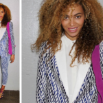 Beyonce Rocks New Natural Texture Extensions