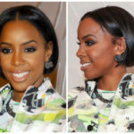 Kelly Rowland Tells Us That Color Overprocessing Is The Real Reason She Is Rocking That Cute Bob Lately