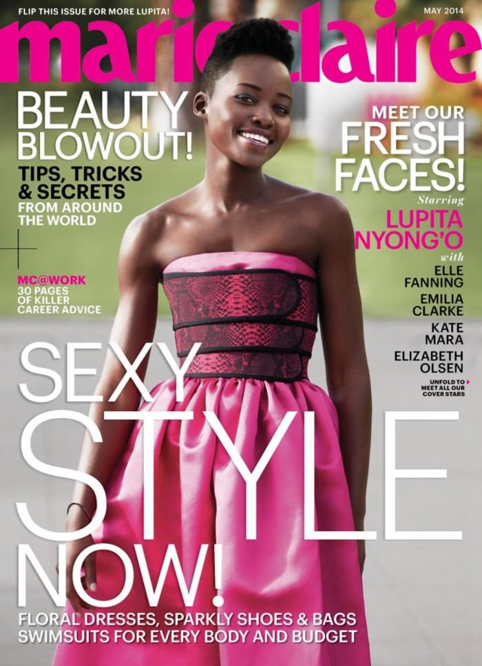 Lupita-Nyongo-Marie-Claire-March-Cover