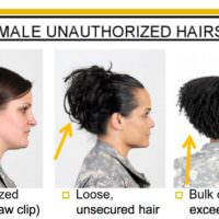 Are The New Army Regulations Inherently Discriminatory To Natural Hair?