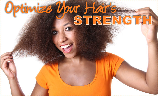 Optimize Your Hair's Strength
