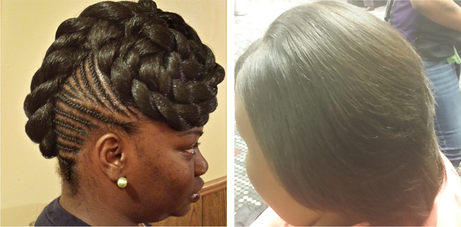 Stylist Feature - Iciameka Evans Baker