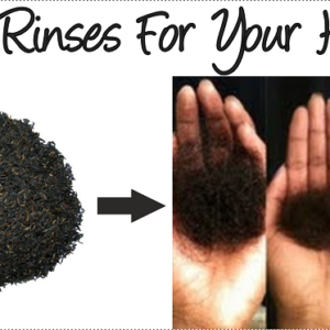 The Wonderful Benefits Of Tea Rinses For Your Hair