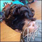 Fun/Trendy Short Cut, Jennifer Hudson unleashes new haircut at black girls rock event