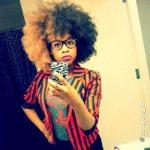 Her fro is everything! Instagram @icandijolie_fin