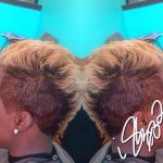 Combination Cut and color